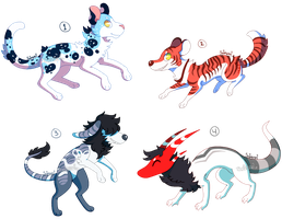 Assorted Adopts Round 2 [1/4 Open] by Solminol