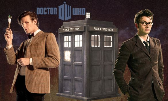 Doctor Who- The Vast Universe by mandospartangirl117