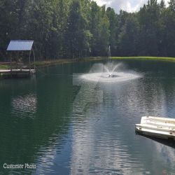 Floating Pond Fountains For Sale by fawnlakefountains