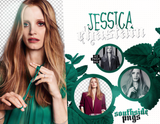 Png Pack 3955 - Jessica Chastain by southsidepngs