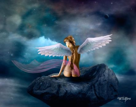 Angel's Watch by Wildfire2003