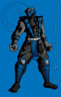 Sub-Zero Colored by kftapout