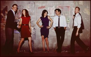 HIMYM wallpaper by barusse