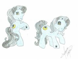 Me as a My Little Pony by Shadow-Wolfen