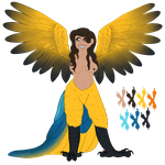 Aarpy Macaw [Auction|CLOSED] by 0-COCKER-0