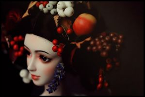 Lady Harvest - Details by Smaug11