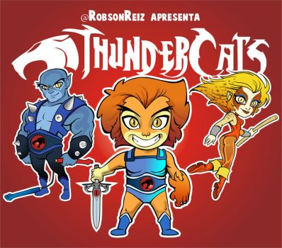ThunderCats - ThunderaFriday by robsonreis