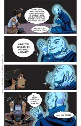 Korra and Aang by TracyWilliams