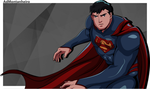 Superman by AdMontanheiro