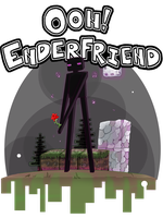 Ooh! Enderfriend! by Destiny-Shiva