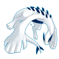 Lugia Request by Aishishi
