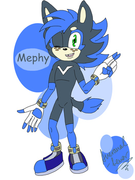 GIFT Mephy by Averaval-Levor