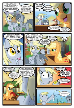 Lonely Hooves 1-13 by Zaron
