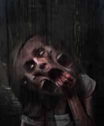 The Evil Within by Jcdow3Arts
