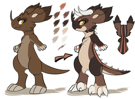 (Updated) Koshari Reference by ryouzo