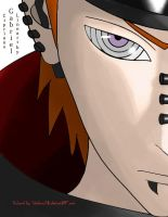 ::Pain line art colored:: by SabakunoPA