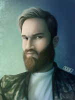 Pewdiepie Annual Drawing 2016 by TheTinyTaco