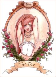 - June the Doe - by Doria-Plume