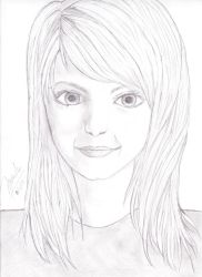 Hayley Williams by Habuscus