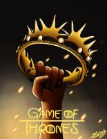Game Of Thrones by ElyGraphic