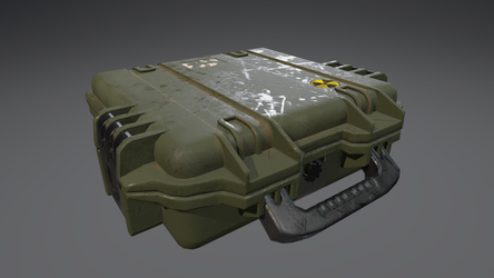 Storm case/ Weapon case by MiekeYperman