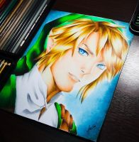 Link ( Laovaan) by Fhilippe124