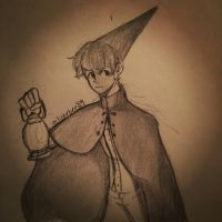 Wirt  by Ailizerbee08