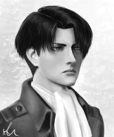 Levi Rivaille by Sango94