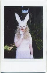 Bunnymask by annamorphic