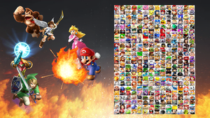 Super Smash Fighters 2.0 by MrYoshi1996