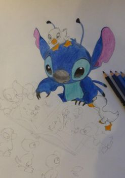 Stitch WIP 7 by Fivelinger