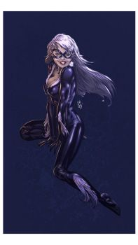 Felicia Hardy loves you by SpiderGuile