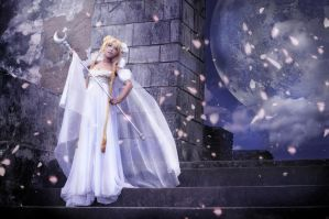 Princess Serenity by oruntia