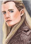 Legolas by Purple-Pencil