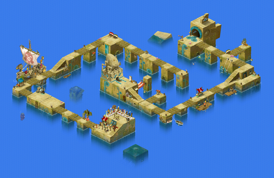 Dofus 10 ans by Weequays