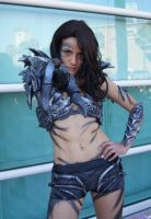 Witchblade Cosplay SDCC 2011 by Ivy0