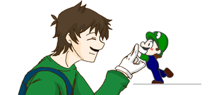 Collab   So Tiny by 12luigi