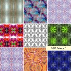 Gimp Patterns 7 by marthagose