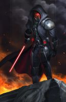 DARTH_TICHON_for_texanjoe by totmoartsstudio2