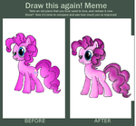 Draw this again meme by bloodyunown