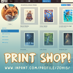 New printshop! by Lhuin