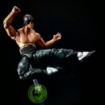 kung fu fighter custom by Argahal