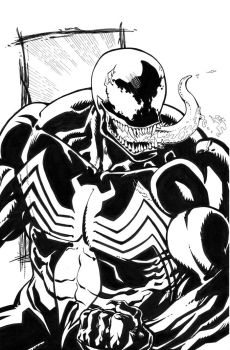 VENOM from Heroes 2010 by thejeremydale