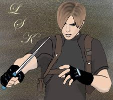 Leon Scott Kennedy is the best by endless-insanity