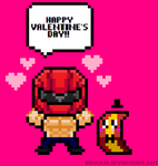 Happy Valentines Day (REDT version) by DaneKoi