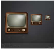 Old.TV icon by Feadio