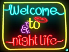 welcome to night life by bluebenji