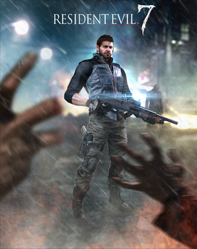 Turning Point Web - Resident Evil 7 by FearEffectInferno