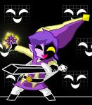 Dimentio Toon Link by MisterGuy11