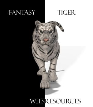 FANTASY Tiger by WitsResources